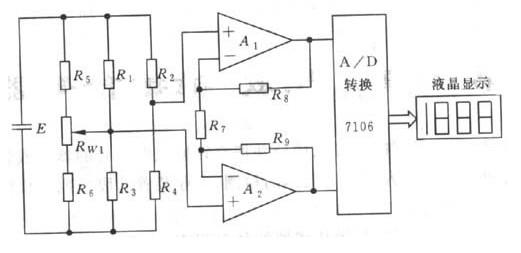 称重传感器工作原理-力准传感器
